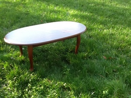 Oval Coffee Tablec